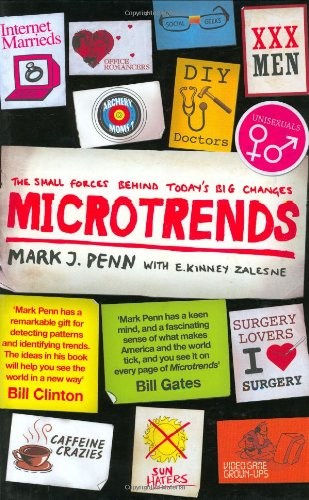 9781846140426: Microtrends: the small forces behind tomorrow's big changes