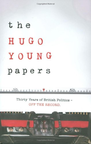 9781846140549: Hugo Young Papers