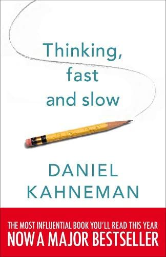 9781846140556: Thinking, Fast and Slow