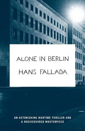 9781846140822: Alone in Berlin