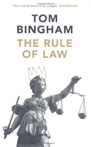 9781846140907: The Rule of Law