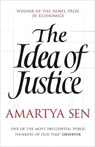 9781846141478: The Idea of Justice