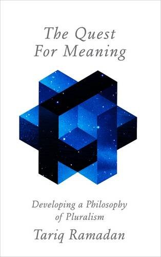 9781846141515: The Quest for Meaning: Developing a Philosophy of Pluralism