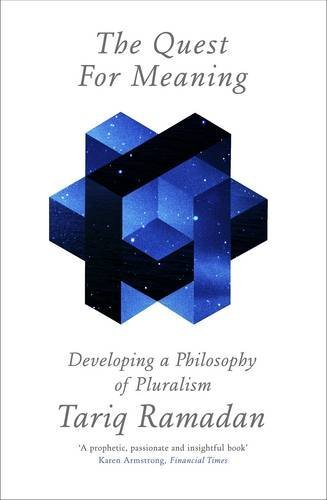 9781846141522: The Quest for Meaning: Developing a Philosophy of Pluralism