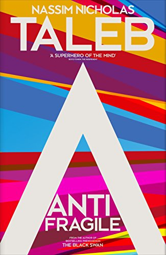 9781846141560: Antifragile: Things that Gain from Disorder