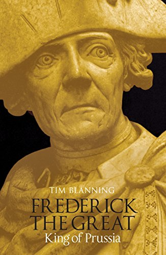 9781846141829: Frederick the Great: King of Prussia