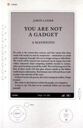 9781846143427: You Are Not A Gadget: A Manifesto
