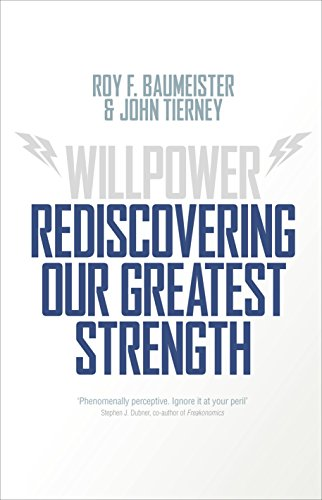 9781846143502: Willpower: Rediscovering Our Greatest Strength