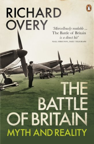 9781846143564: The Battle of Britain: Myth and Reality