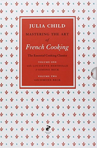 9781846143656: Mastering the Art of French Cooking Volumes 1 & 2. (Two Volume Slipcase)