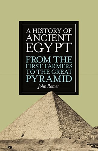9781846143779: A History of Ancient Egypt: From the First Farmers to the Great Pyramid
