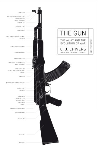 9781846144080: The Gun: The AK-47 And The Evolution of War