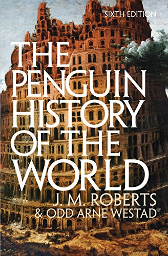 Penguin History Of The World,The: J M Roberts