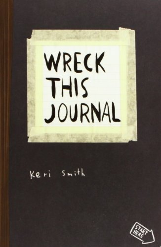 9781846144455: Wreck This Journal: To Create is to Destroy