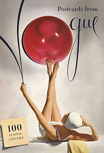 9781846144684: Postcards from Vogue: 100 Iconic Covers.