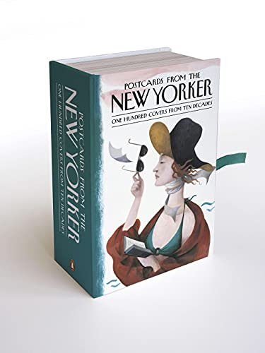 Postcards from The New Yorker: One Hundred Covers from Ten Decades (Hardback): New Yorker