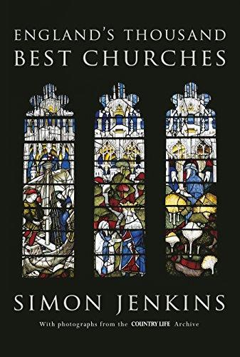 England's Thousand Best Churches: Jenkins, Simon