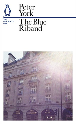 9781846146794: The Blue Riband: The Piccadilly Line (Penguin Underground Lines)