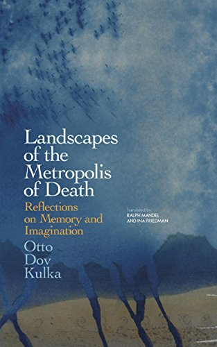 9781846146831: Landscapes Of The Metropolis Of Death: Reflections On Memory And Imagination