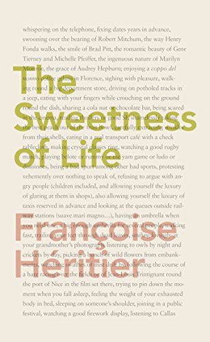 9781846146992: Sweetness Of Life,The
