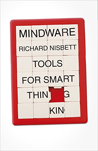 9781846148064: Mindware: Tools for Smart Thinking