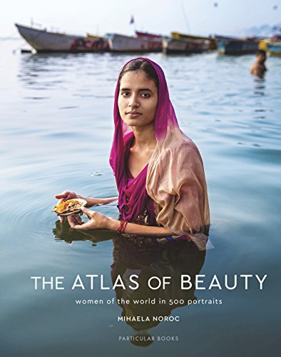 9781846149412: The Atlas of Beauty: Women of the World in 500 Portraits