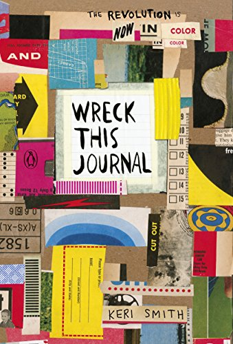 9781846149504: Wreck This Journal: Now in Colour