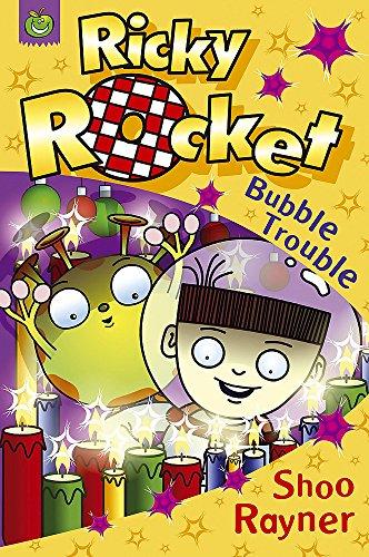9781846160394: Bubble Trouble (Ricky Rocket)