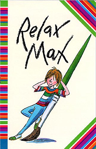 Relax Max (9781846160868) by Sally Grindley