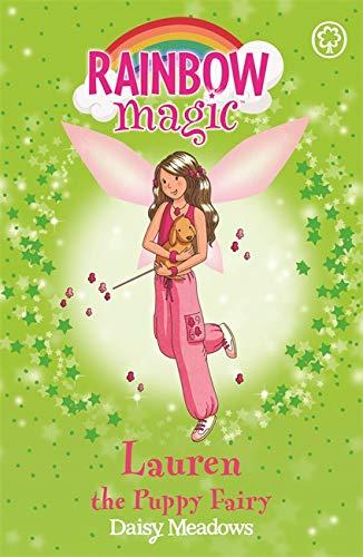 9781846161698: LAUREN THE PUPPY FAIRY (RAINBOW MAGIC)