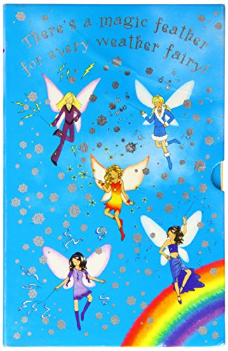 9781846162565: Rainbow Magic: The Weather Fairies: 08: Crystal The Snow Fairy: Weather Fairies Slipcase - Book Club
