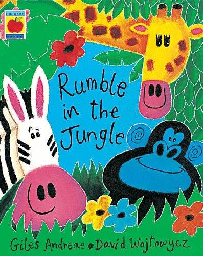9781846162688: Rumble in the Jungle (Book & CD)