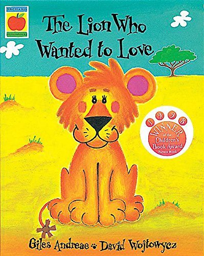 9781846162725: The Lion Who Wanted To Love (Book & CD)