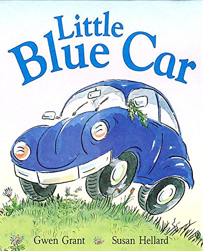 9781846162794: Little Blue Car