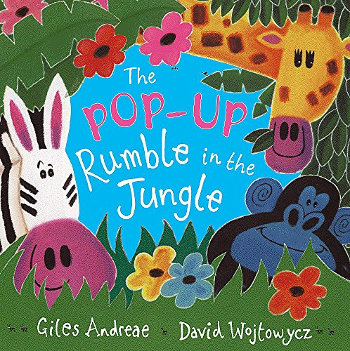 9781846162800: Rumble in the Jungle: Pop-up Book