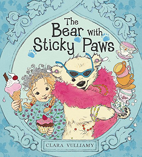 9781846163043: The Bear with Sticky Paws
