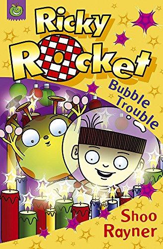 9781846163944: Ricky Rocket: Bubble Trouble