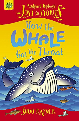 9781846164088: How The Whale Got His Throat