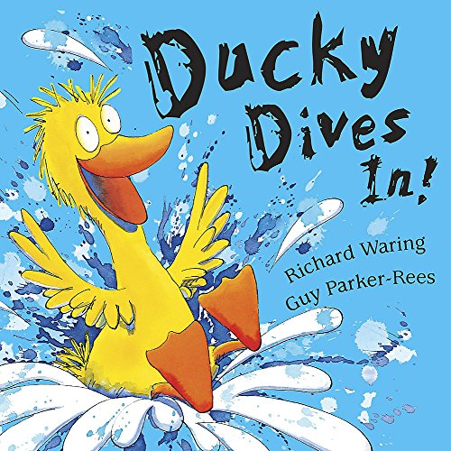 9781846164545: Ducky Dives In!