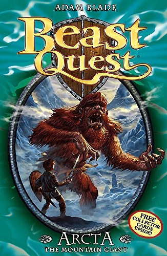 9781846164842: Arcta the Mountain Giant: Series 1 Book 3 (Beast Quest)