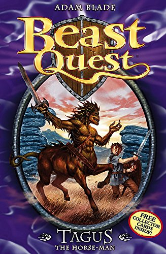 Tagus the Horse-man: Blade, Adam
