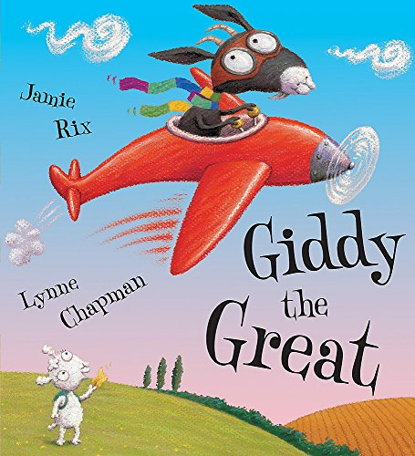 Giddy the Great (Orchard Red Apple): Rix, Jamie