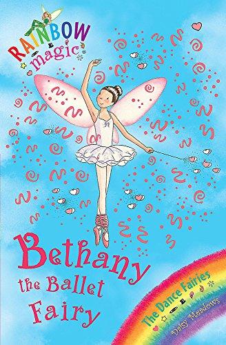 Rainbow Magic: The Dance Fairies: 50: Bethany The Ballet Fairy: Meadows, Daisy