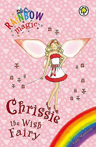 Rainbow Magic: Chrissie The Wish Fairy: Meadows, Daisy