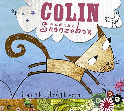 Colin and the Snoozebox: Leigh Hodgkinson
