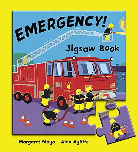 9781846167690: Emergency!: Jigsaw Book (Awesome Engines)