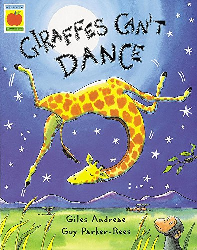 9781846167867: Giraffes Can't Dance: Book and Audio CD