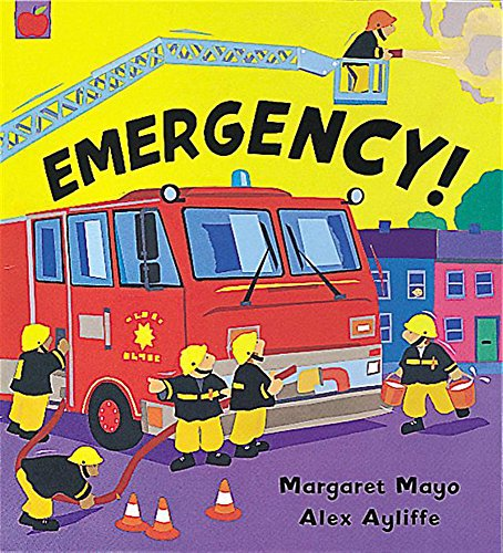 9781846167904: Emergency! (Awesome Engines)