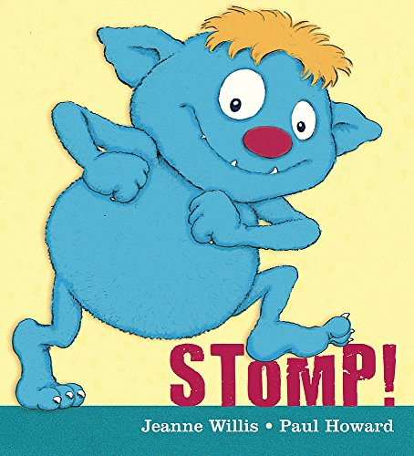 Stomp!: Willis, Jeanne