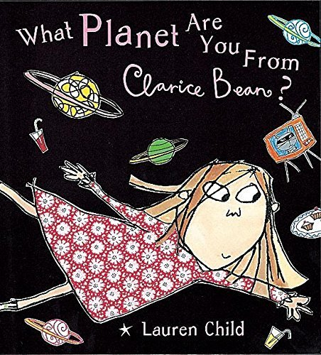 9781846168628: What Planet Are You from Clarice Bean